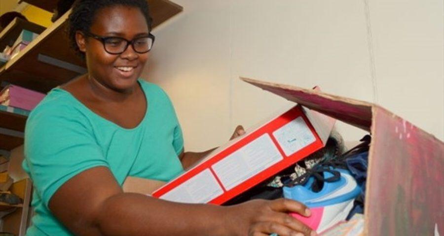 French students aid Haiti
