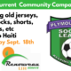 Plymouth Park Soccer League Collecting Soccer Gear for Haiti