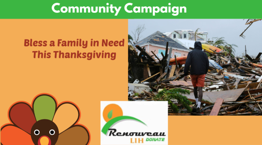 Help a Family in Need this Thanksgiving