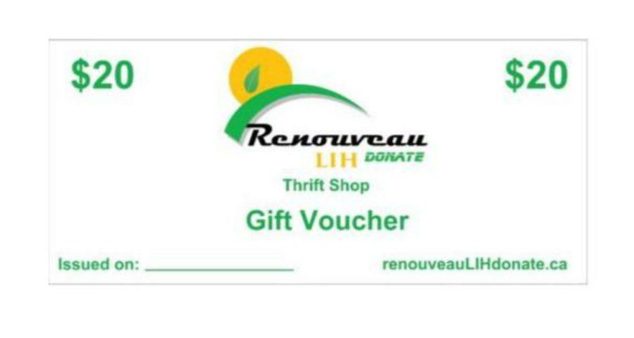 Pay it Forward – Sponsor our Gift Voucher Program!