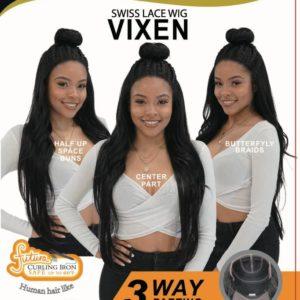 VIXEN SWISS LACE WIGS