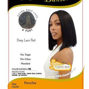 Marie-Daniele Deep Lace Part Wigs