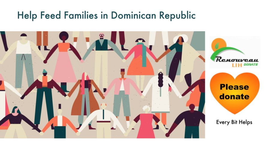 Help Us Feed 200 Families in the Dominican Republic